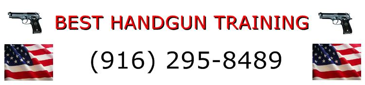 Best Handgun Training - CA Handgun Safety Certificate (HSC)